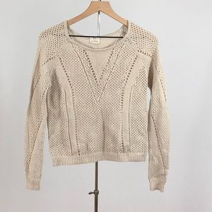 Pins and Needles Knit Sweater